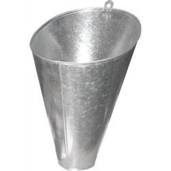 Embudo matapollos metal