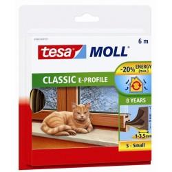 Burlete caucho Tesa/Moll...