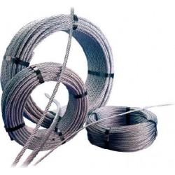 Cable acero galvanizado...