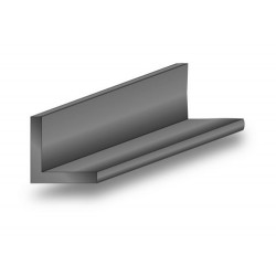 Angulo 20x20 - 1 m hierro...