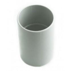 Manguito tubo pvc 25 mm