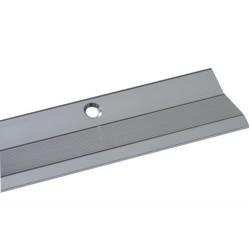 Tapajuntas aluminio plata...
