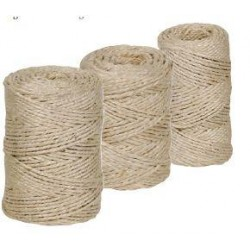 Cuerda pita 2 cabos (bobina...