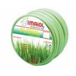 Manguera Maiol Floral verde...