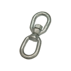 Giratorio doble acero 6 mm