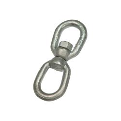 Giratorio doble acero 8 mm