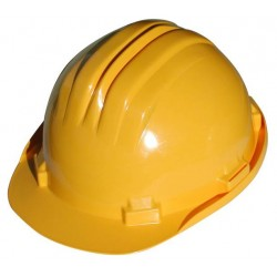 Casco obra 5-RS amarillo...