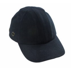 Gorra protectora azul