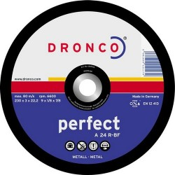 Disco corte acero 125x3x22.2