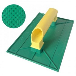 Talocha plastico Nº2 34x22