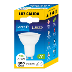Bombilla led GU10 Calida...