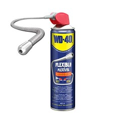 Aceite WD-40 spray flexible...