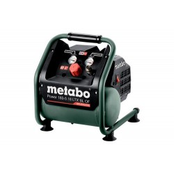 Compresor bateria Metabo...