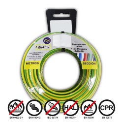 Cable hilo linea flexible...