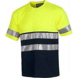 Camiseta Corta Alta...