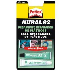 Nural 92 plasticos 22 ml