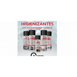 Higienizante Spray Alcohol...
