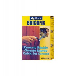 Cemento rapido 1.3 kg Bricofix