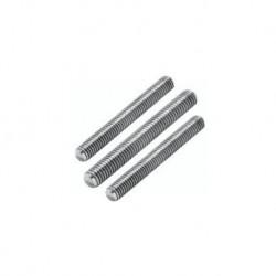 Varilla roscada M27 zinc