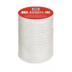 Cuerda nylon blanco  6 mm...