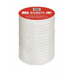 Cuerda nylon blanco 10 mm...