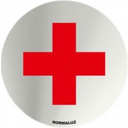 Placa simbolo inox Hospital...