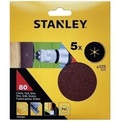 Disco lija madera Stanley...
