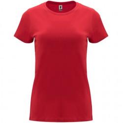 Camiseta Capri rojo T-XL