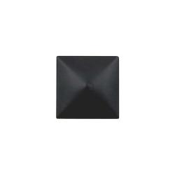 Clavo piramidal negro 3-30