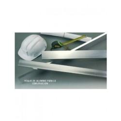 Regla aluminio 60x20x3 m 62030
