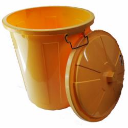 Cubo comunal 50 L colores