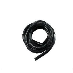 Cinta espiral cable negro...