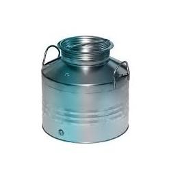 Deposito inox Agrafado 15 L