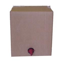 Carton para bolsa vino 15 L