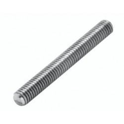 Varilla roscada M4 zinc