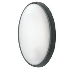 Aplique oval 7400 negro