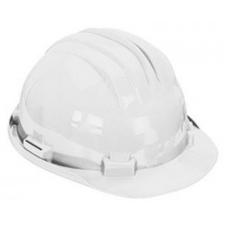 Casco obra 5-RS blanco Climax