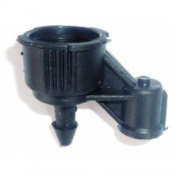 Adaptador microaspersor 3/8...