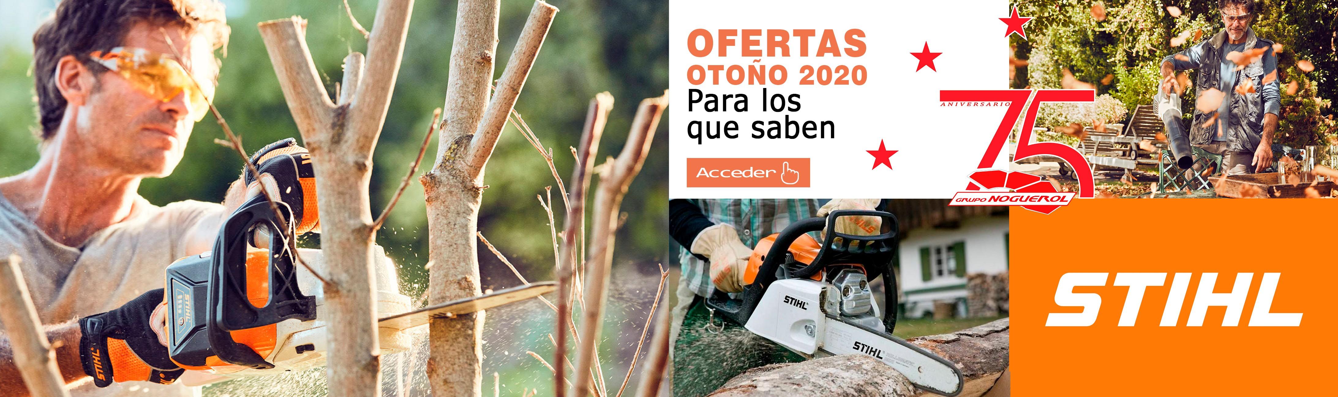 CAMPAÑA OTOÑO STIHL 2020